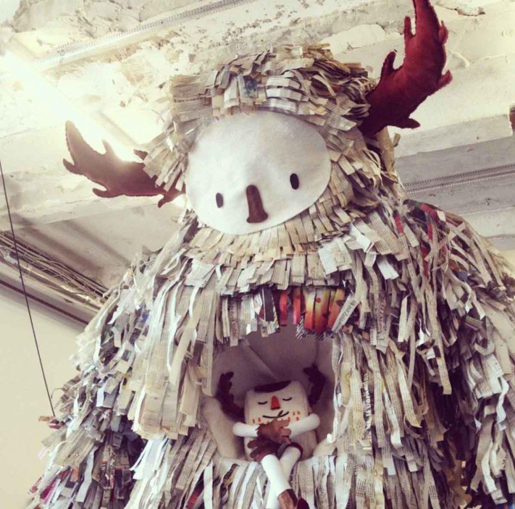 Paper-monster2012